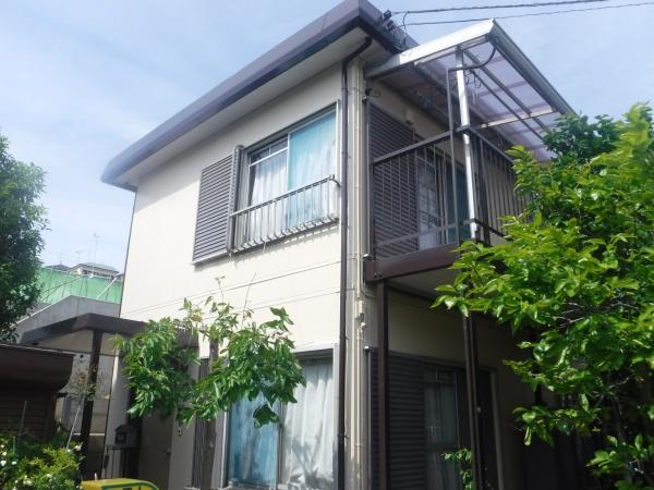 横浜市神奈川区M邸 外壁・屋根塗装工事