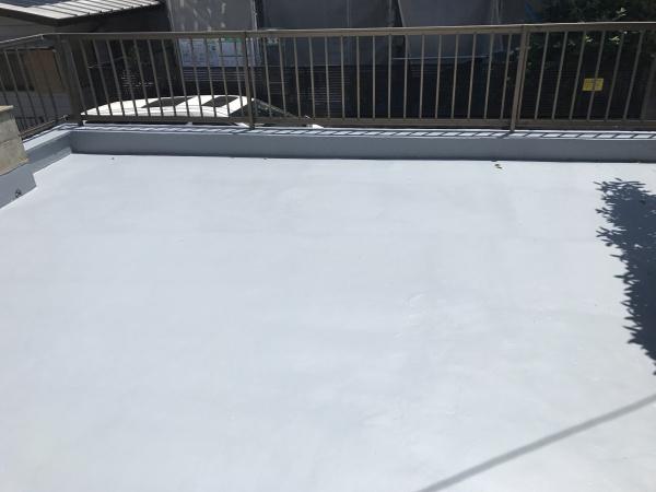 横浜市港南区S邸 駐車場屋根防水工事