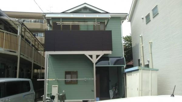横浜市鶴見区 D邸 外壁塗装・屋根塗装工事