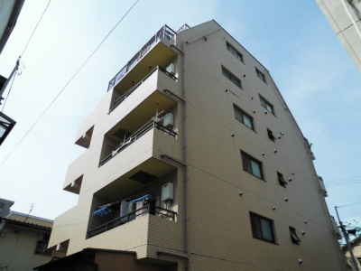 横浜市中区 Aビル外部修繕工事