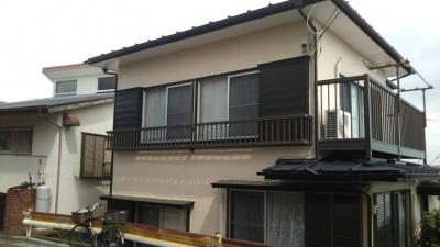 横浜市都築区 O様邸 外壁塗装・屋根張替工事他