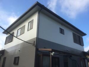 横浜市 O様邸 外壁塗装、屋根塗装、雨樋・雨戸工事