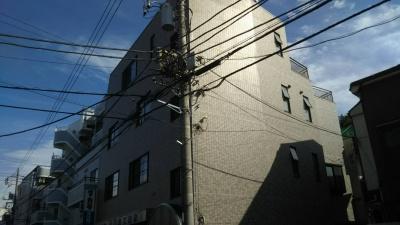 横浜市中区 Oビル外壁改修工事  施工完了