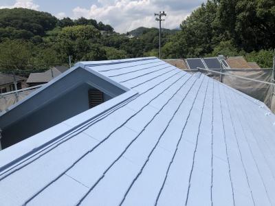相模原緑区 S邸様邸 外壁・屋根塗装工事 施工完了
