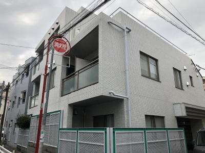 東京都 目黒区 R様邸 外壁修繕工事  施工完了