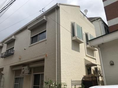 横浜市 A様邸 外壁塗替え工事 施工完了