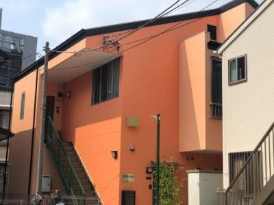 東京都 品川区 K様邸 外壁塗替え工事 施工完了