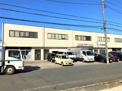 川崎市多摩区 倉庫付事務所大規模修繕工事 施工完了