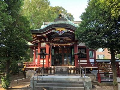 東京都世田谷区 S神社塗替え工事