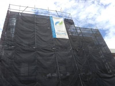横浜市港北区 デボネール鳥山大規模修繕工事 施工完了