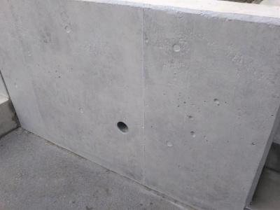 横浜市 塀補塗装補修工事 施工完了