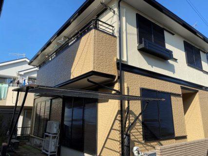 横浜市 N様邸 外壁・屋根塗替え工事  施工完了